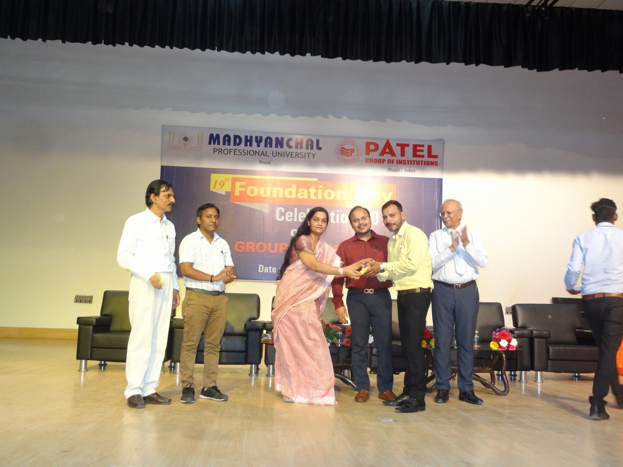 PGOI/MPU Foundation day Celebration 11july 2019
