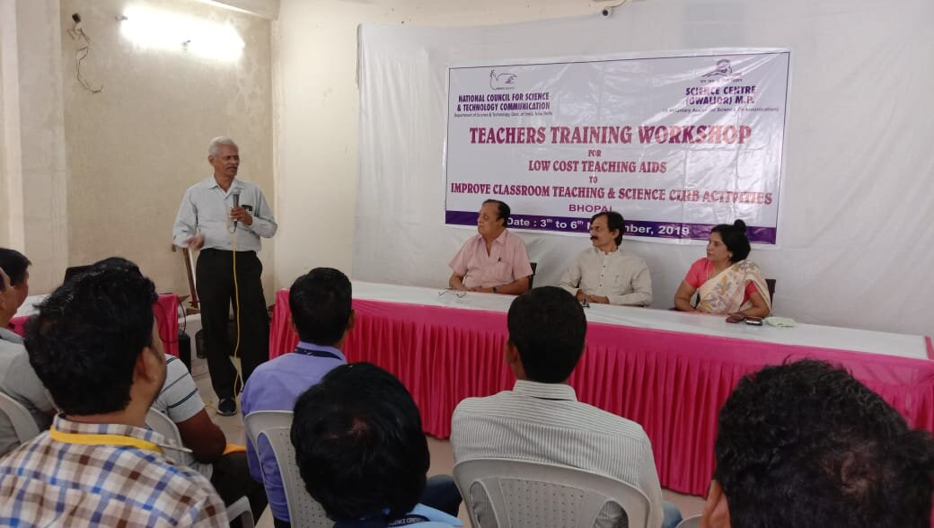 Teachers Training Workshop